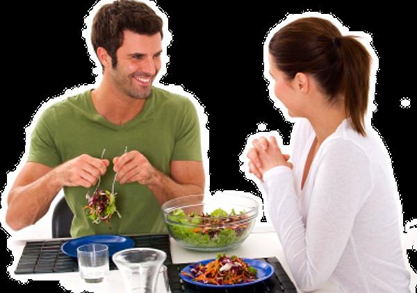 Dieta, Odżywianie komórkowe, żywność funkcjonalna