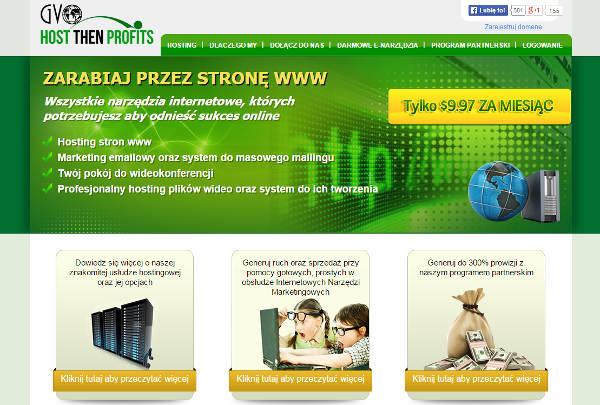 GVO - hosting, autoresponder, pokój konferencyjny